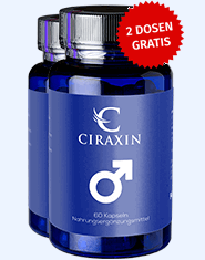 Ciraxin Produktverpackung Tabelle