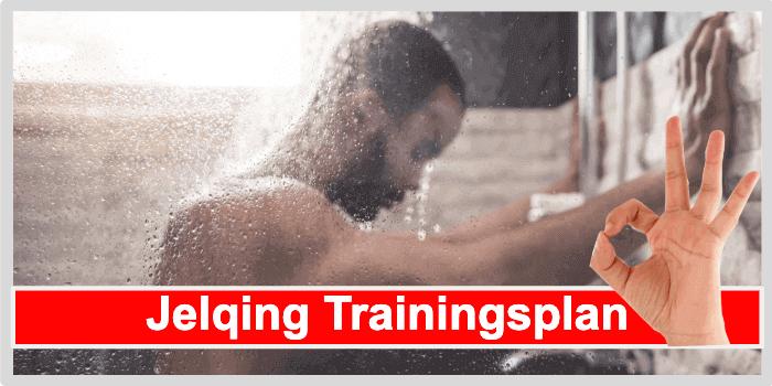 Jelqing Trainingsplan