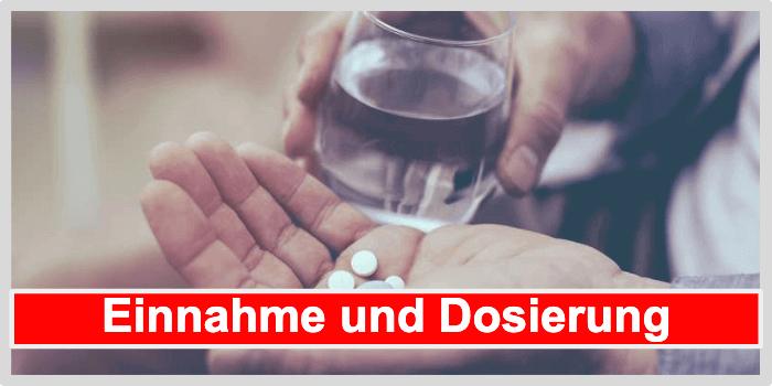 Maxatin Einnahme und Dosierung