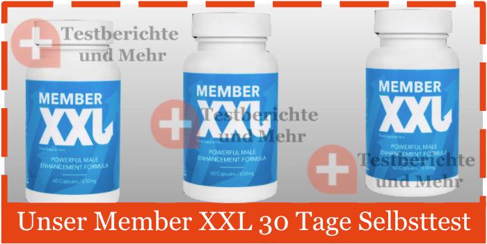 Member XXL Test