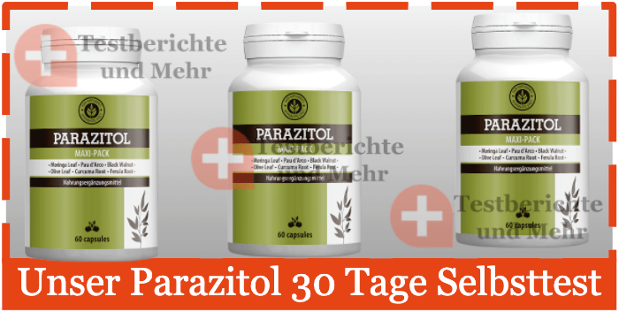 Parazitol Selbstttest