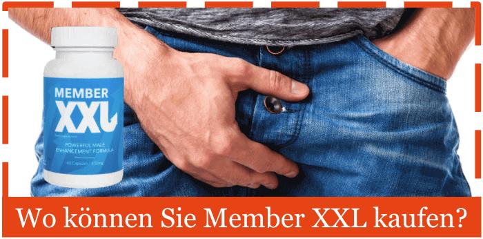 Member xxl kaufen Preis