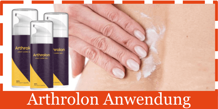 Arthrolon Anwendung Dosierung