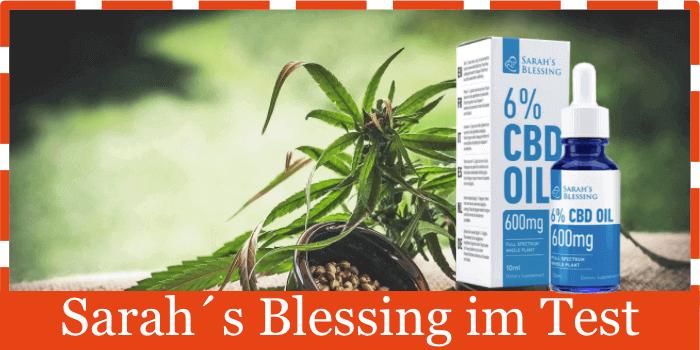 Sarah´s Blessing Titelbild
