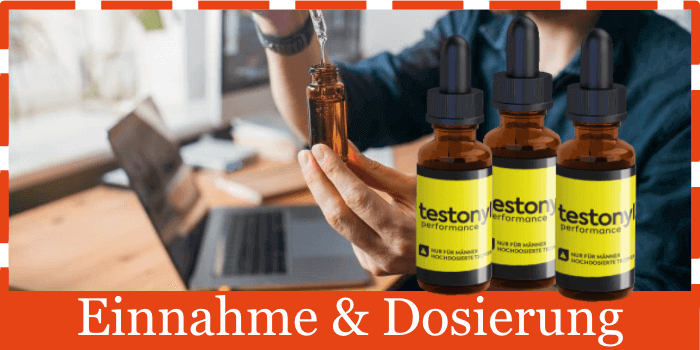 Testonyl Einnahme Dosierung