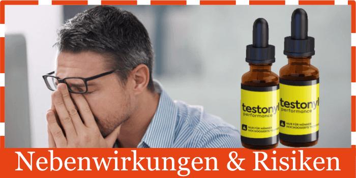 Testonyl Nebenwirkungen Risiken