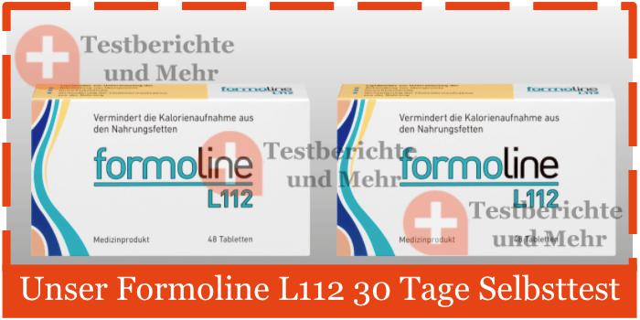 Formoline L112 Test Selbsttest