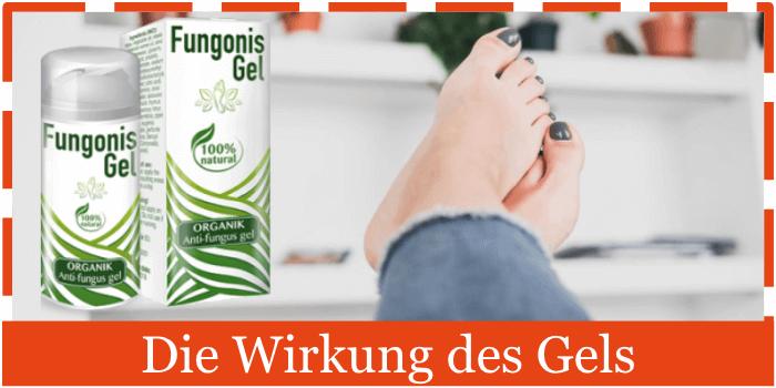 Fungonis Gel Wirkung Wirkstoffe Inhaltsstoffe