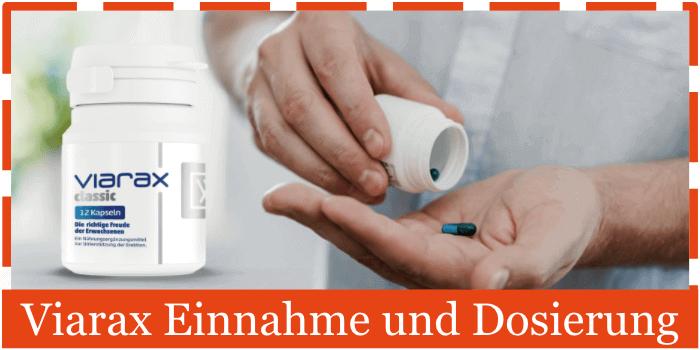 Viarax Einnahme Dosierung Anwendung