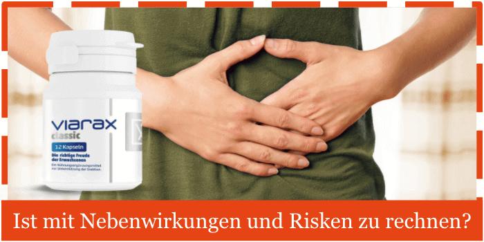 Viarax Nebenwirkungen Risiken Unvertraeglichkeiten